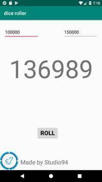 Random Number Generator screenshot 2