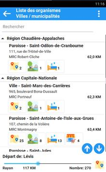 Voici Québec screenshot 1