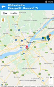 Voici Québec screenshot 2