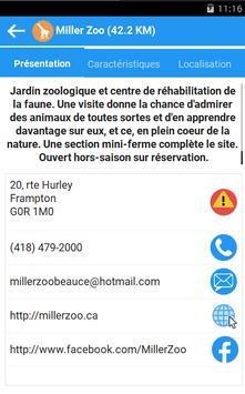 Voici Québec screenshot 3