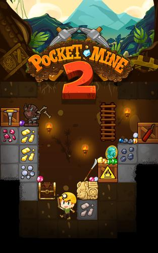 Wow! Pocket Mine 2  - APK Download Game Android Terbaru