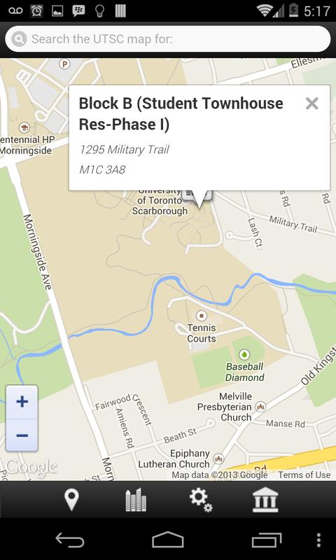 Morningside College Campus Map.Uoft Multi Campus Map For Android Apk Download