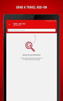 Virgin Mobile My Account Ekran Görüntüsü 13