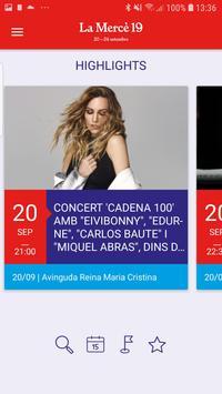 Mercè 19 Festa Major Barcelona screenshot 1