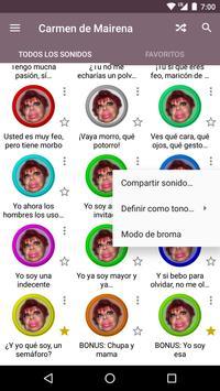 Frases de Carmen de Mairena screenshot 1