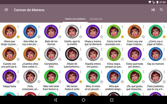 Frases de Carmen de Mairena screenshot 5
