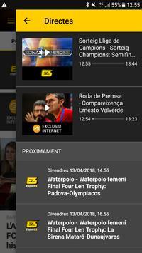 Esport3 screenshot 1
