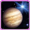 Astronomia per a nens i joves アイコン