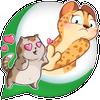 Kittenz: Cat Stickers For whatsapp - WAStickerApps أيقونة