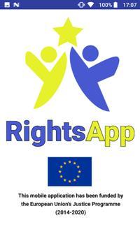 RightsApp poster
