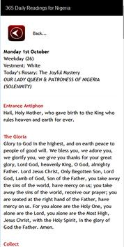 CATHOLIC MISSAL screenshot 1