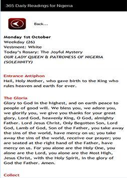 CATHOLIC MISSAL screenshot 8