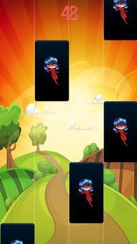 Piano Ladybug Noir 2 screenshot 5