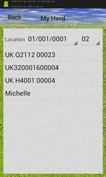 CTS Cattle App screenshot 1