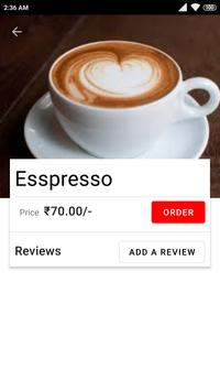 Talab Cafe screenshot 2