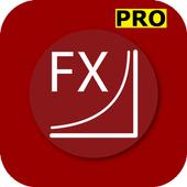 Forex Plan Compounding Interest Calculator PRO icon