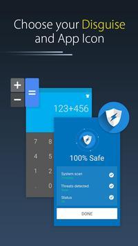 Calc Box - Photo,video locker,Safe Browser,Applock Screenshot 3
