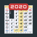 Monthly Calendar & Holiday APK Android