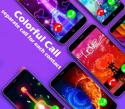 Color Flash Launcher - Call Screen Themes screenshot 5