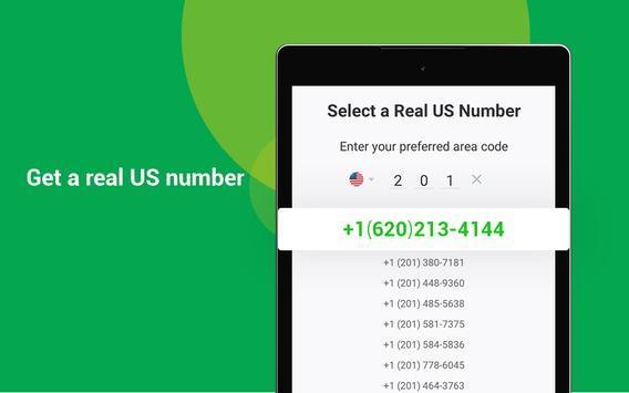 Free Call : Call Free  & Free Text screenshot 18