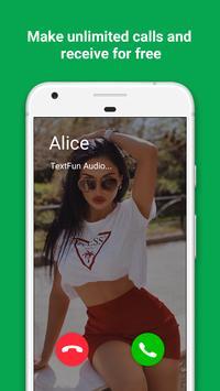 Free Call : Call Free  & Free Text screenshot 4