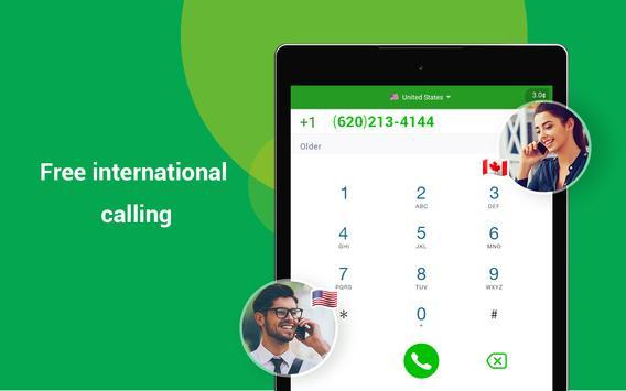 Free Call : Call Free  & Free Text screenshot 9