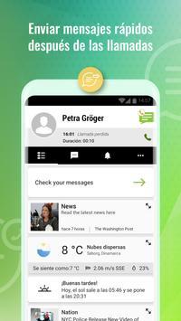 Mensajes SMS captura de pantalla 4