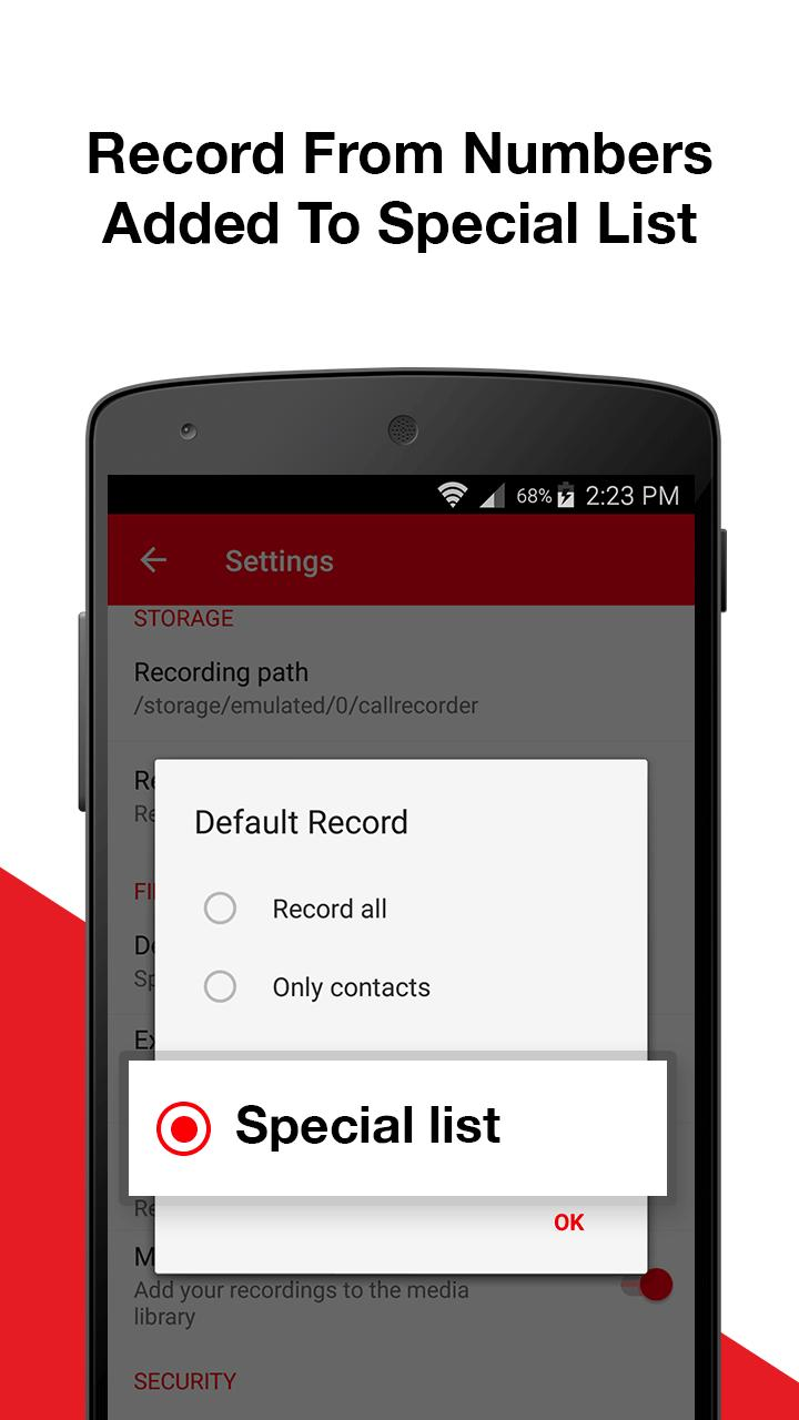 Call Recorder for Android - APK Download