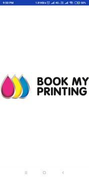 bookmyprinting poster