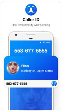Caller ID  & Call Blocker Free постер