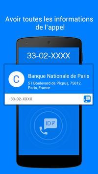Caller ID - Appel Blocage capture d'écran 2