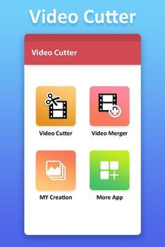 Video Cutter - Compressor & Converter Video Editor poster