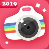 Camera 2019 - Selfie Filters, Camera 4k, Stikers icon