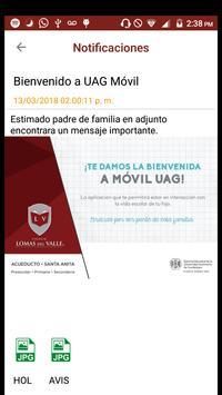 UAG Móvil screenshot 7