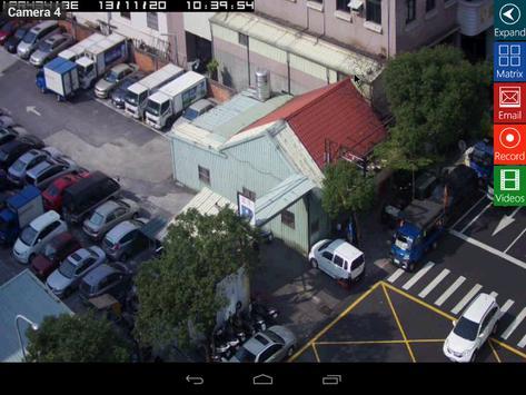 Viewer for Grandstream IP cams screenshot 5