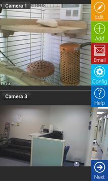 Viewer for Grandstream IP cams screenshot 2