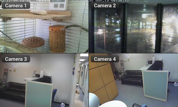 Viewer for Grandstream IP cams screenshot 3