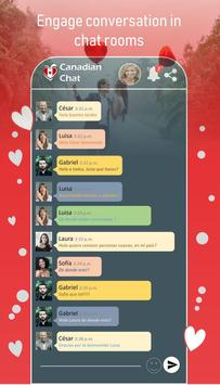 Canada Dating - International Dating, Europe Chat screenshot 4