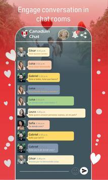 Canada Dating - International Dating, Europe Chat screenshot 9