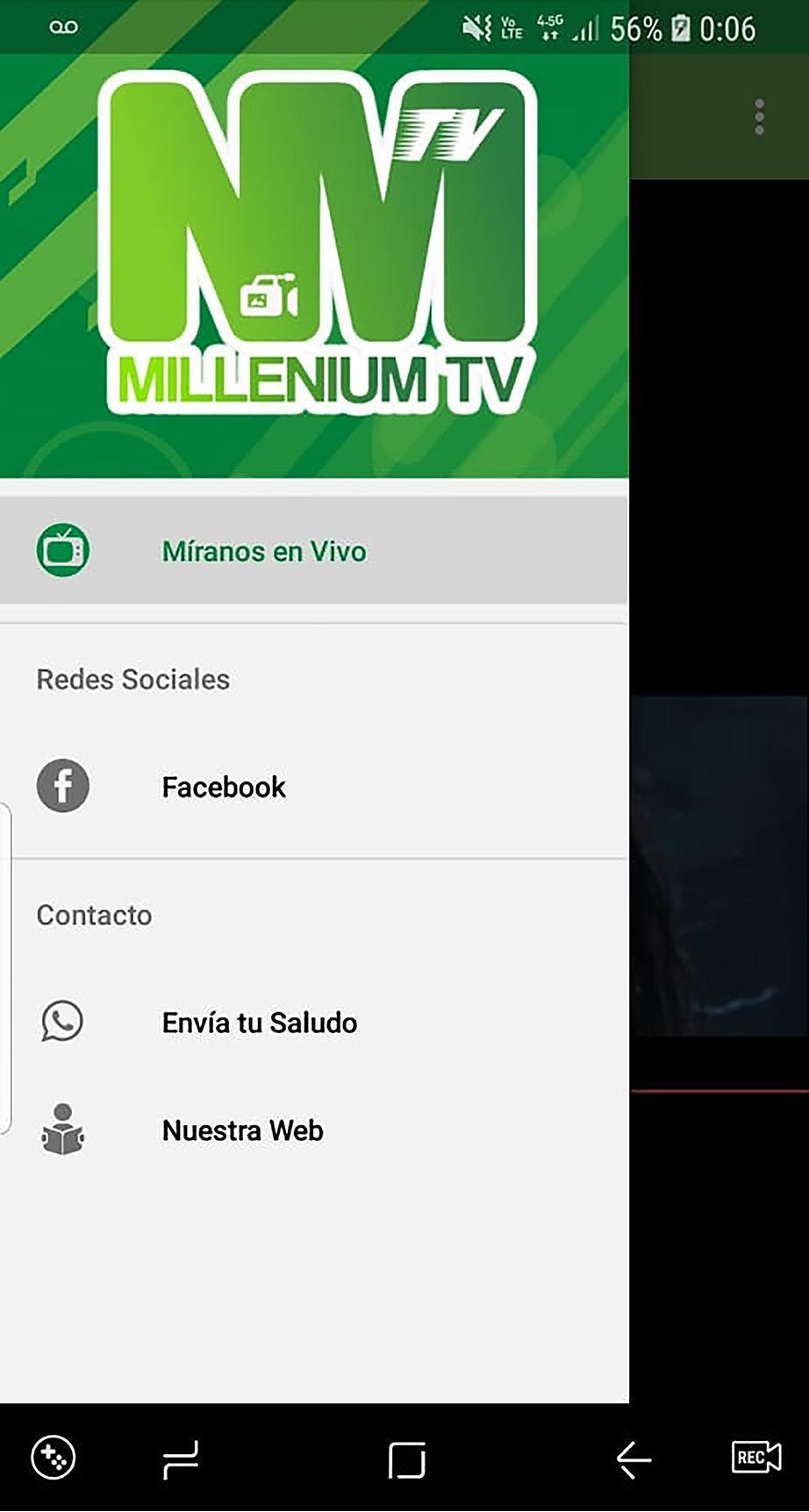 Millenium Tv poster