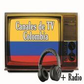 Canales de TV Colombia
