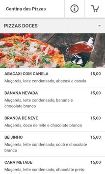 Cantina das Pizzas screenshot 1