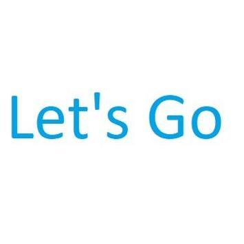 Let's Go Travel poster