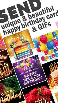 Happy Birthday Cards App bài đăng