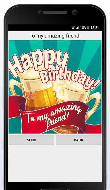 Birthday Cards Free App 7