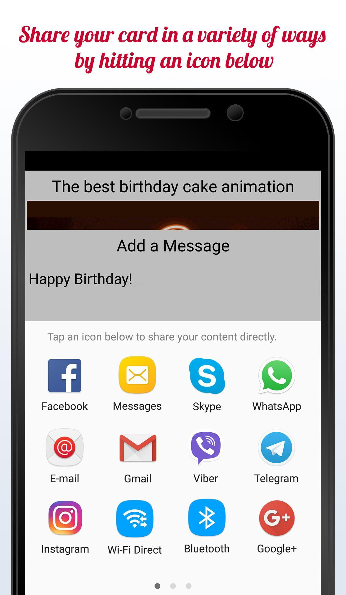 Happy Birthday Gif Images For Android Apk Download