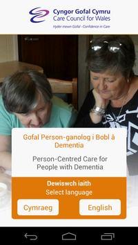 Dementia care poster