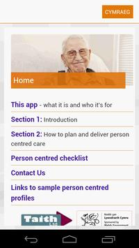 Dementia care screenshot 1