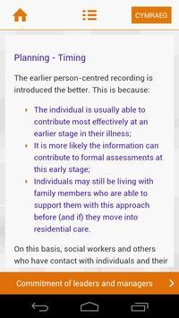 Dementia care screenshot 3