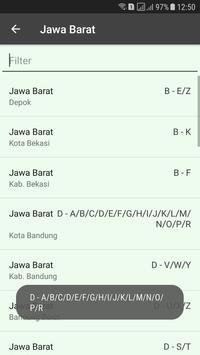 Nopol se Indonesia screenshot 7